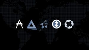 Пять криптовалют взлетели после анонса о возможном листинге на Coinbase