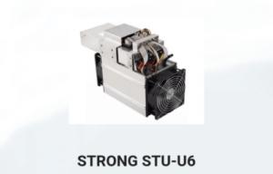 Обзор ASIC-майнера StrongU STU-U6 для криптовалюты DASH