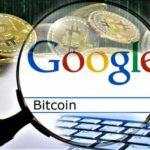 Все больше пользователей ищут информацию о биткоине в Google