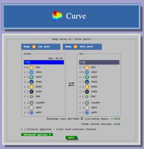 Обзор DeFi-сервиса Curve Finance и возможностей заработка на нем